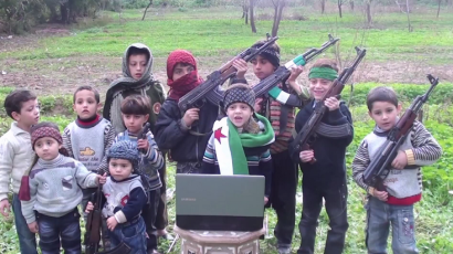 syrian-child-soldiers